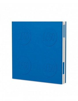 LEGO Notebook with Pen Blue