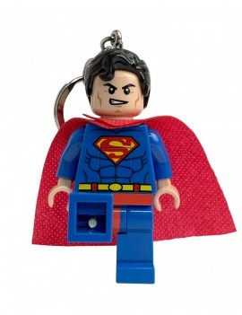 LEGO Super Heroes Light-Up Keychain Superman 6 cm
