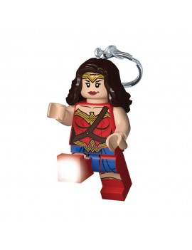 LEGO Super Heroes Light-Up Keychain Wonder Woman 6 cm