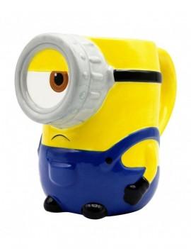 Minions 2 3D Ceramic Mug Stuart