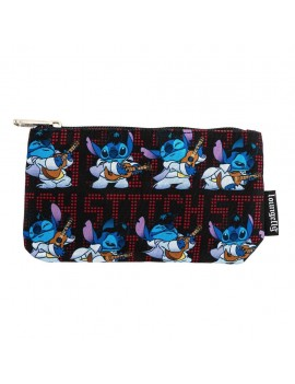 Disney by Loungefly Coin/Cosmetic Bag Stitch Elvis
