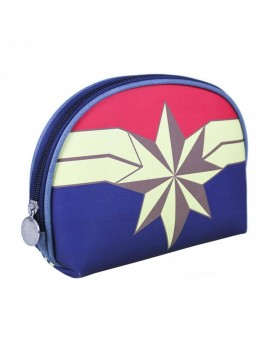 Marvel Wash Bag Captain America Star