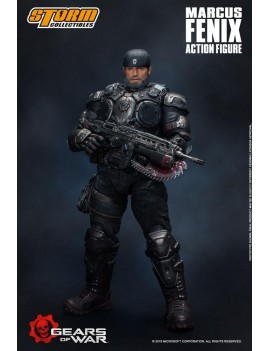 Gears of War 5 Action Figure 1/12 Marcus Fenix 16 cm
