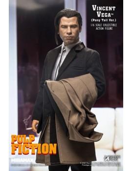 Pulp Fiction My Favourite Movie Action Figure 1/6 Vincent Vega 2.0 (Pony Tail) 30 cm