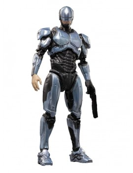 Robocop 2014 Exquisite Mini Action Figure 1/18 Robocop Silver 10 cm