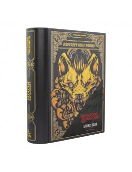 Dungeons & Dragons Money Box