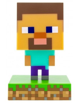 Minecraft 3D Icon Light Steve