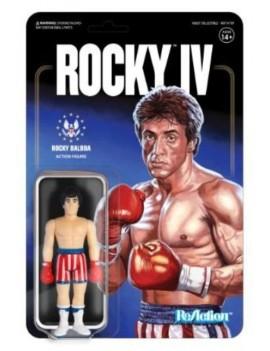 Rocky 4 ReAction Action Figure Rocky 10 cm