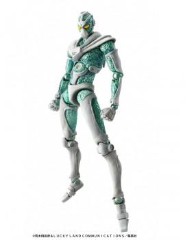 JoJo's Bizarre Adventure Super Action Action Figure Chozokado (Hierophant Green) 15 cm