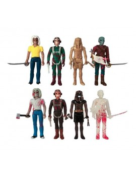 Iron Maiden ReAction Action Figures 10 cm Blind Box Display (12)