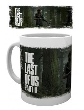 The Last of Us Part II Mug Key Art