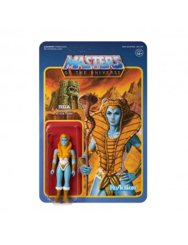 Masters of the Universe ReAction Action Figure Teela (Shiva) 10 cm