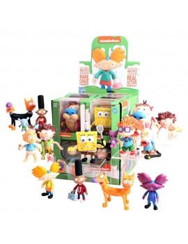 Nickelodeon Splat Action Vinyls Mini Figures 8 cm Wave 1 Display (12)