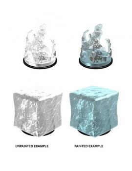 D&D Nolzur's Marvelous Miniatures Unpainted Miniatures Gelatinous Cube Case (6)
