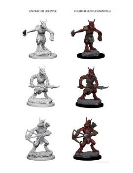 D&D Nolzur's Marvelous Miniatures Unpainted Miniatures Kobolds Case (6)