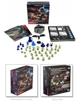 Temple of Elemental Evil Board Game *English Version*