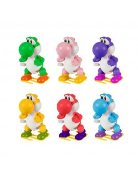 Super Mario Wind Up Figures Mystery Pack Display Yoshi (12)