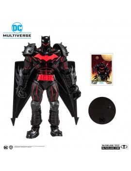 Batman e Robin Action Figure Batman Hellbat Suit