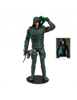 Arrow Action Figure Green Arrow  mcfarlane italia
