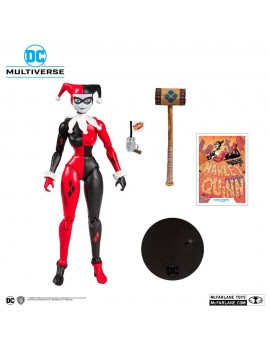 DC Rebirth Action Figure Harley Quinn Classic Multiverse