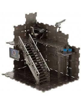 Hexa Gear Plastic Model Kit 1/24 Expansion Pack Block Base 01 DX Head Quarters 15 cm
