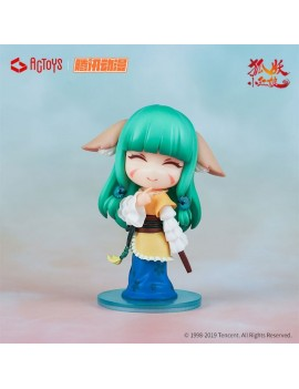 Enmusubi No Youko-Chan PVC Mini Statue Tosan Roro 10 cm