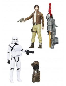 Star Wars Rogue One Action Figure 2-Pack 2016 Exclusive 10 cm
