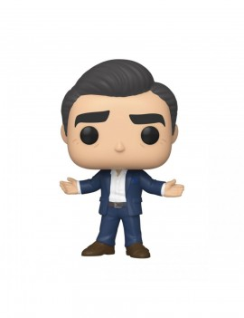 Schitt's Creek POP! TV Vinyl Figure Johnny 9 cm