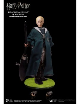 Harry Potter My Favourite Movie Action Figure 1/6 Draco Malfoy 2.0 Quidditch Ver. 26 cm