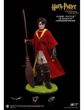 Harry Potter My Favourite Movie Action Figure 1/6 Harry Potter Quidditch Ver. 26 cm