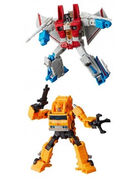 Transformers Generations War for Cybertron: Earthrise Action Figures Voyager 2020 W1 Assortment (2)