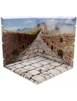 Dioramansion 150 Decorative Parts for Nendoroid and Figma Figures Great Wall of China