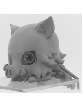 Demon Slayer: Kimetsu no Yaiba Hikkake PVC Statue Hashibira Inosuke Ver. 2 10 cm