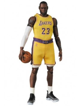 NBA MAF EX Action Figure LeBron James (LA Lakers) 18 cm