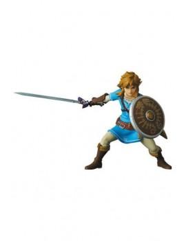 Legend Of Zelda UDF Mini Figure Link Breath of the Wild Ver. 8 cm