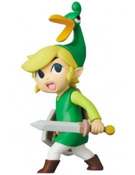 Legend Of Zelda UDF Mini Figure Link The Minish Cap Ver. 7 cm