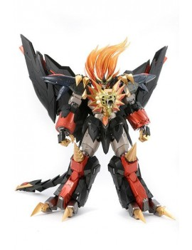 The King of Braves GaoGaiGar Final Amakuni Kizin Diecast Action Figure Genesic GaoGaiGar 24 cm