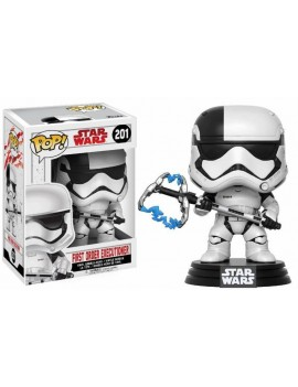Star Wars Episode VIII POP! Vinyl Bobble-Head First Order Executioner 9 cm