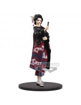 One Piece DXF Grandline Lady PVC Statue Wanokuni Vol. 2 Robin 17 cm