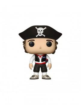 Fast Times at Ridgemont High POP! Movies Vinyl Figure Brad as Pirate 9 cm