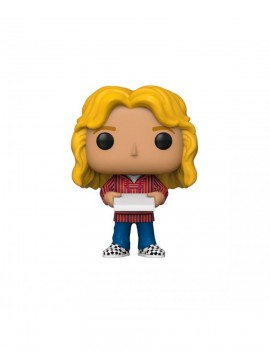 Fast Times at Ridgemont High POP! Movies Vinyl Figure Jeff Spicoli w/Pizza Box 9 cm