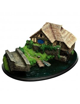 The Hobbit: An Unexpected Journey Hobbiton Mill & Bridge Environment 31 x 17 cm