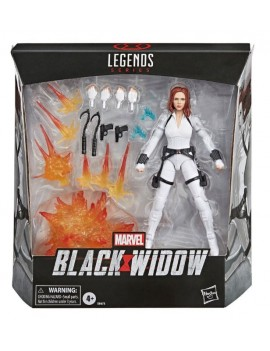 Marvel Legends Series Deluxe Action Figure Black Widow hasbro uk