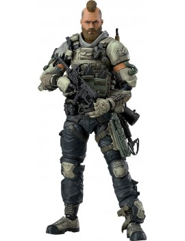 Call of Duty Black Ops 4 Figma Action Figure Ruin 16 cm