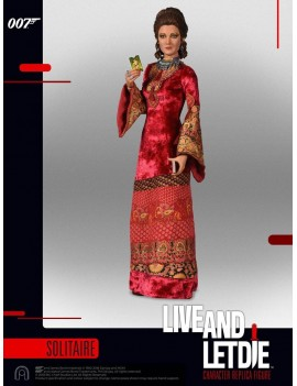 James Bond Live and Let Die Collector Figure Series Action Figure 1/6 Solitaire 30 cm