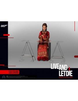 James Bond Live and Let Die Collector Figure Series Action Figure 1/6 Solitaire 30 cm