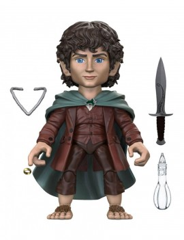 Lord of the Rings Action Vinyls Mini Figure 8 cm Frodo Baggins