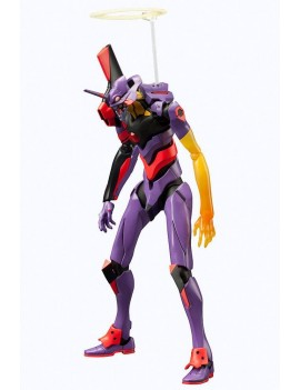 Neon Genesis Evangelion Plastic Model Kit 1/400 Evangelion Test Type-01 21 cm