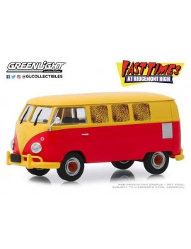 Fast Times at Ridgemont High Diecast Model 1/43 1967 Volkswagen Type 2 T1 Station Wagon