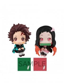 Demon Slayer Kimetsu no Yaiba Look Up PVC Statues Tanjiro & Nezuko Limited Ver. 10 - 11 cm